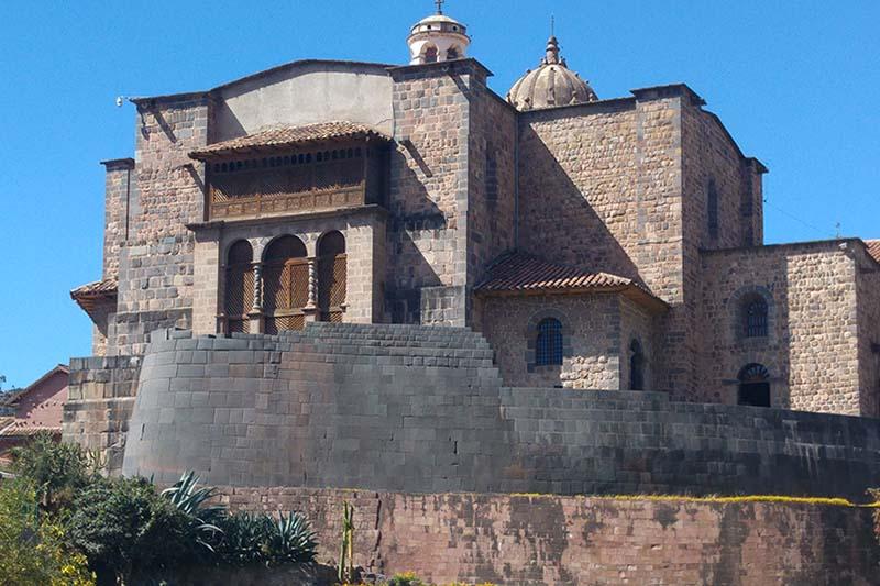 Templo del Sol - Coricancha