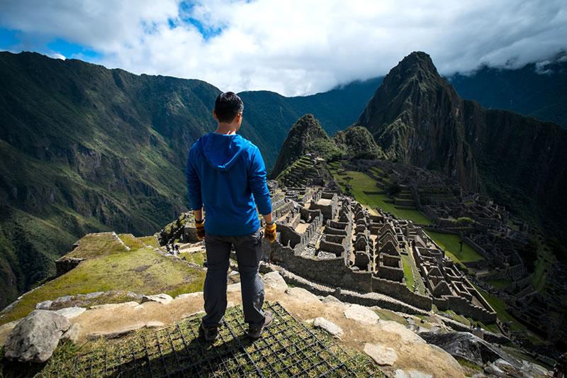 Tiempo en Machu Picchu