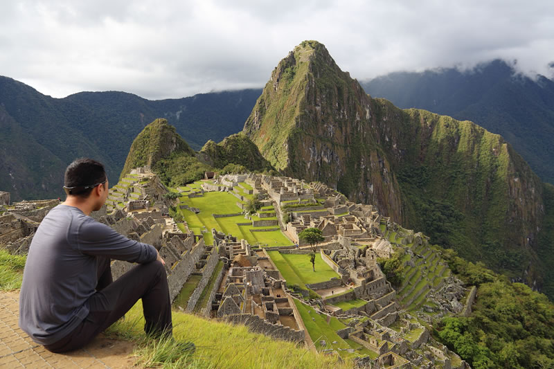 Free time in machu picchu and cusco