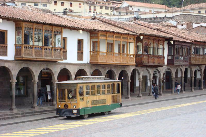 Tranvia Cusco