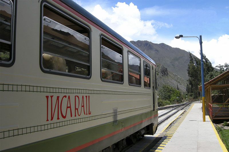 About Machu Picchu Train