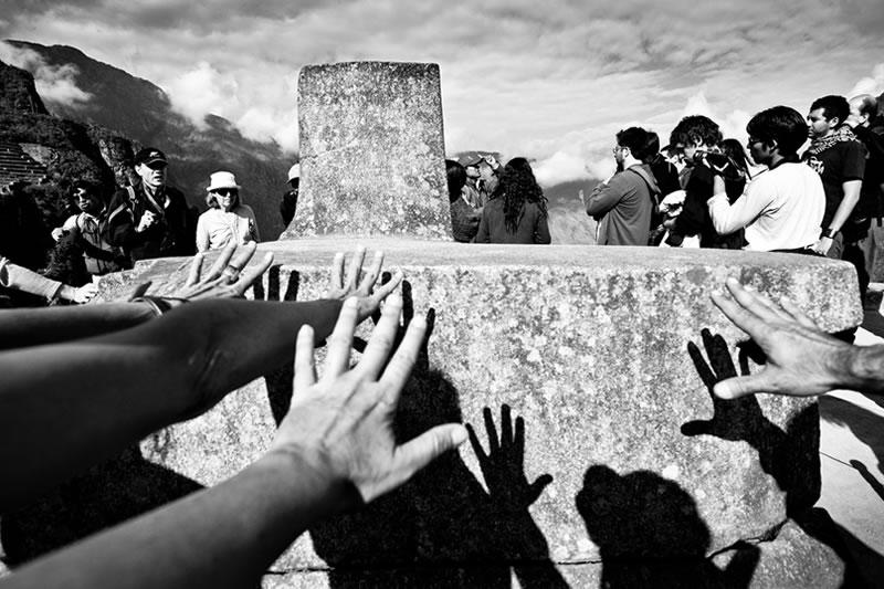 Spiritual tourism Machu Picchu