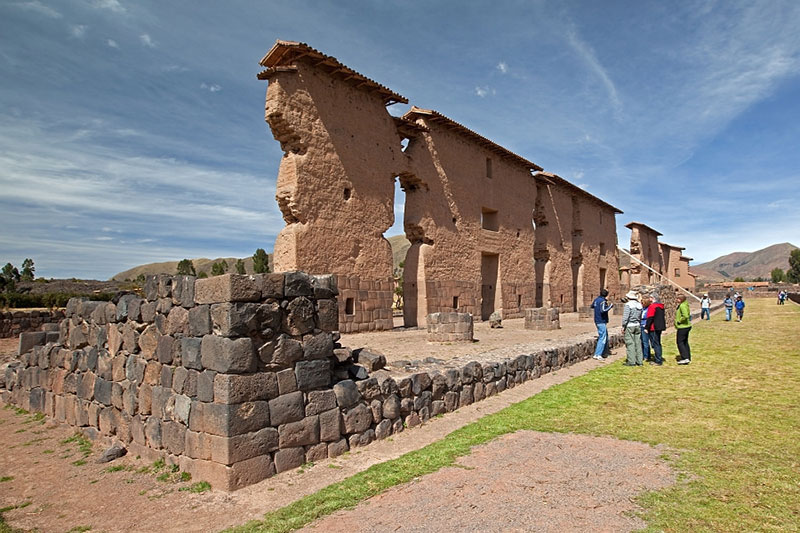 Sacred Valley Raqchi