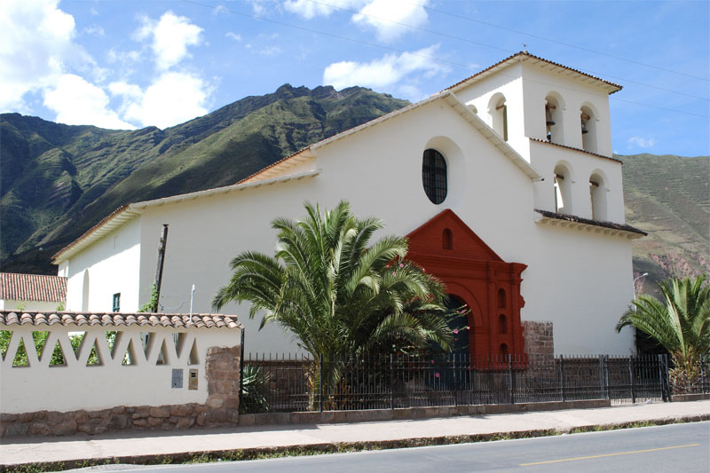 Iglesia de Yucay