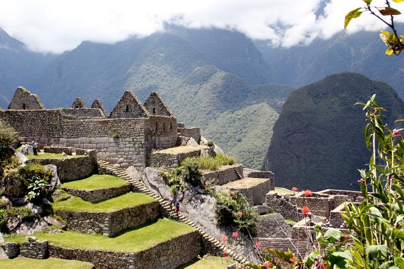Royal Palace of Machu Picchu