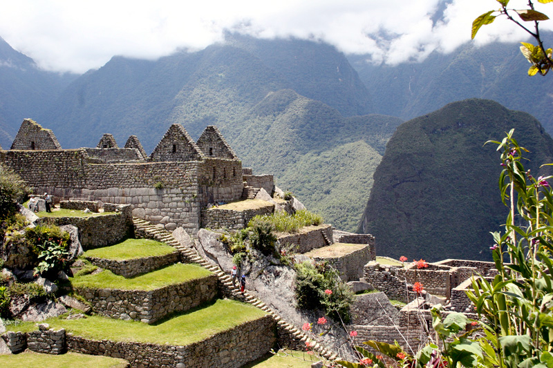 palacio real Machu Picchu