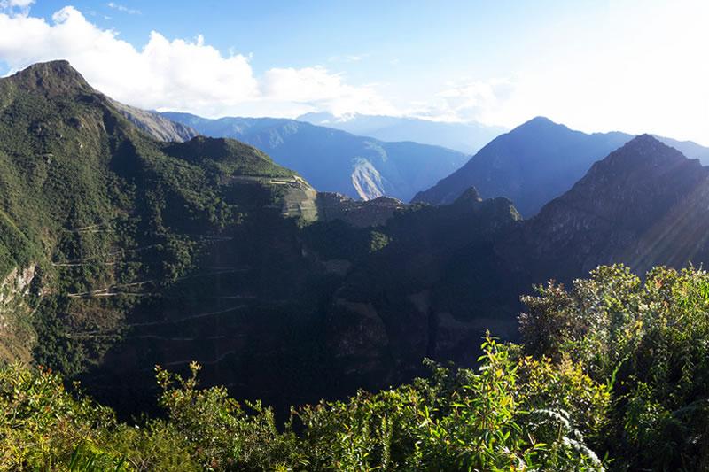 putucusi Machu Picchu