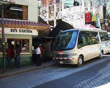 ¿Cómo comprar Tickets de Bus de Aguas Calientes a Machu Picchu?