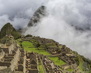 Clima en Machu Picchu