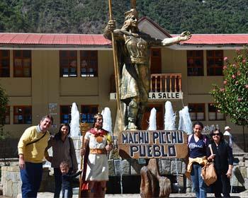 ¿Cuánto tiempo permanecer en Machu Picchu?