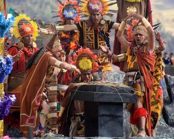 Las Ofrendas Incas