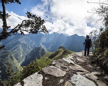 Guía de senderismo Montaña Machu Picchu