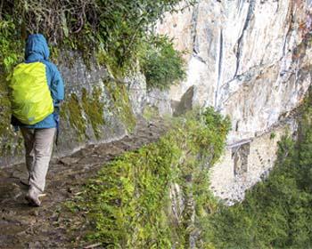 Guía de senderismo al Puente Inca de Machu Picchu