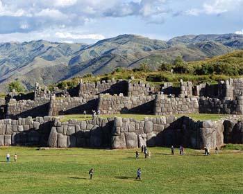 Parque arqueológico de Sacsayhuamán