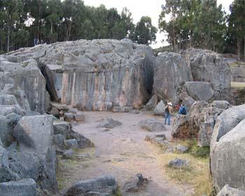 Recinto arqueológico de Qenqo