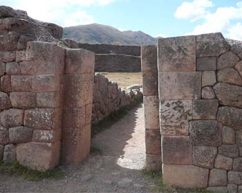 Recinto arqueológico de Puca Pucara