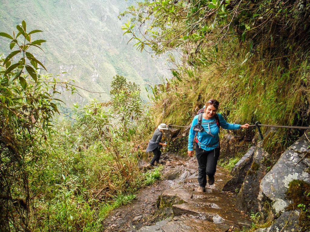 Guía de senderismo de Aguas Calientes a Machu Picchu