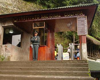 Causas de restricción de ingreso a Machu Picchu