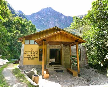 Museo de Machu Picchu: ubicación, entradas y más