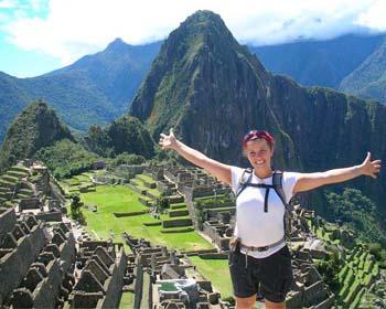 Machu Picchu en su lista de cubo