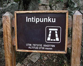Guía de Senderismo a la Puerta del Sol (Inti Punku)