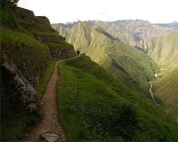 Caminatas cortas en Machu Picchu