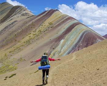 Ausangate: La Montaña de 7 Colores
