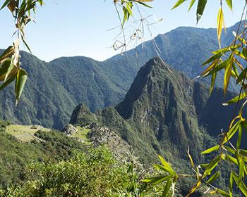 Machu Picchu de septiembre a diciembre