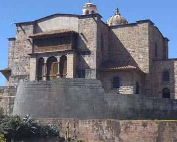 Coricancha: templo inca, museo y convento de Santo Domingo