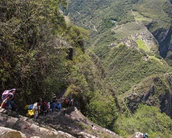 ¿Es realmente peligrosa la Montaña Huayna Picchu?