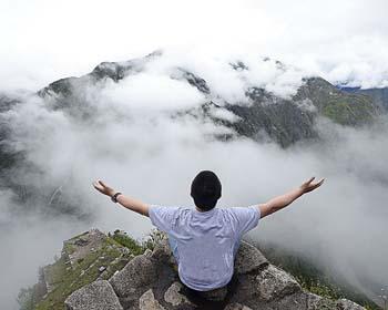 Llegar a la cima del Huayna Picchu