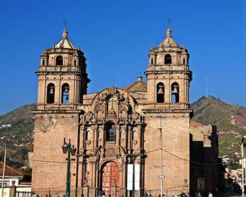 Iglesias en Cusco