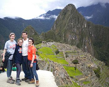 ¿Cómo hacer un viaje con niños a Machu Picchu?
