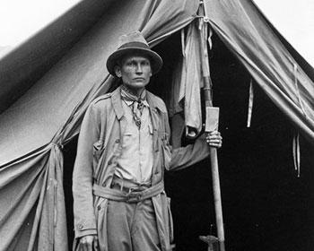 """Hiram Bingham: El """"descubridor"""" de Machu Picchu"""