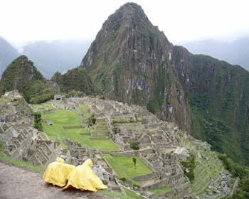 Clima y pronóstico del tiempo en Machu Picchu