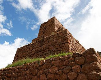 Piquillacta, ciudad preínca en el Valle Sur del Cusco