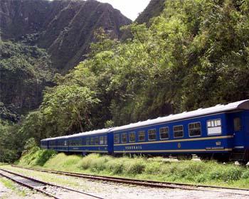 Preguntas Frecuentes Sobre el Tren a Machu Picchu