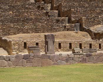 Ollantaytambo: Encuentran un altar inca en el río Urubamba