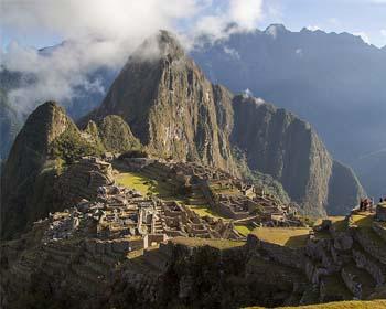 Machu Picchu y 8 de los sitios más visitados del mundo