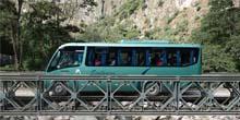 Buses a Machu Picchu