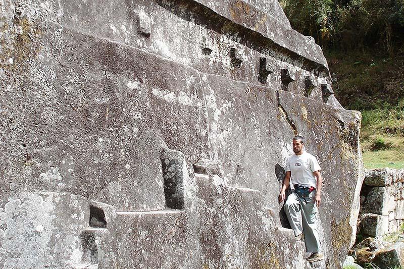 Manopole scolpite nella pietra