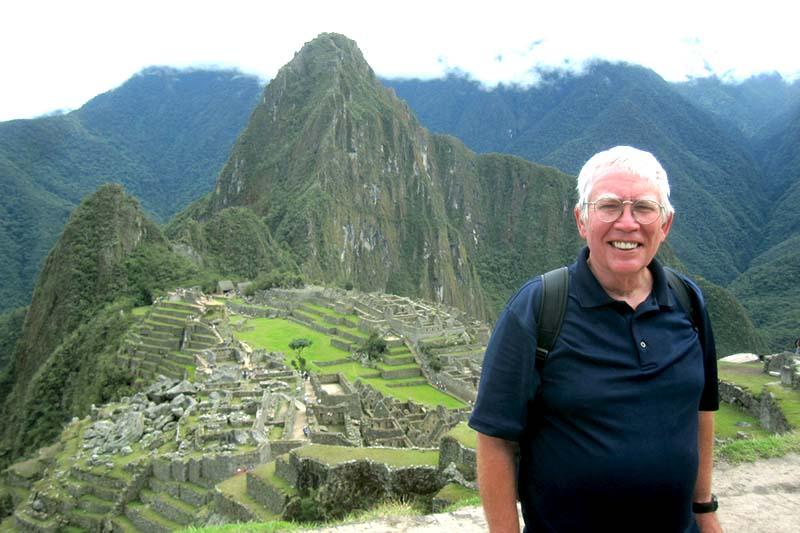 Adultos mayores Machu Picchu