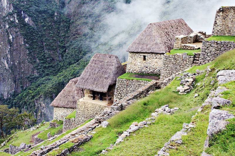 Depositos Machu Picchu
