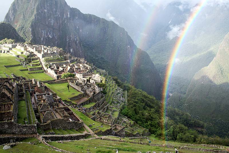 Machu Picchu low season