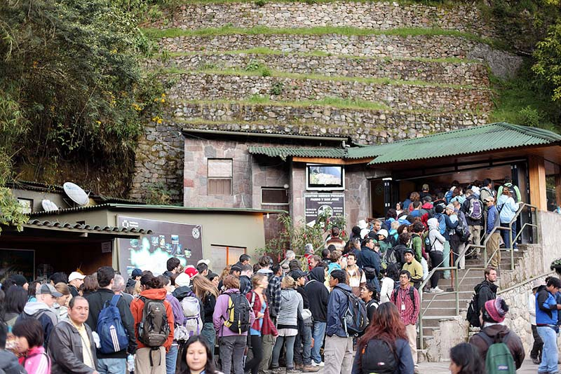 Ingreso Machu Picchu Temporada Alta