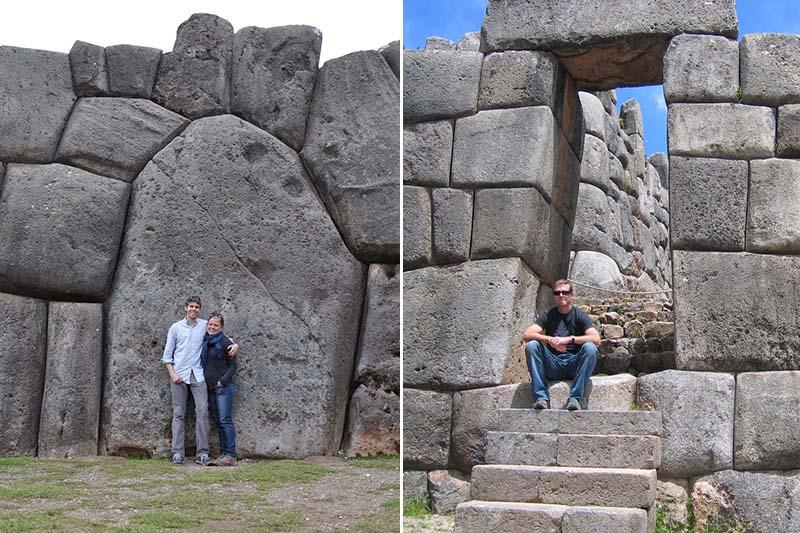 Piedras de Sacsayhuaman