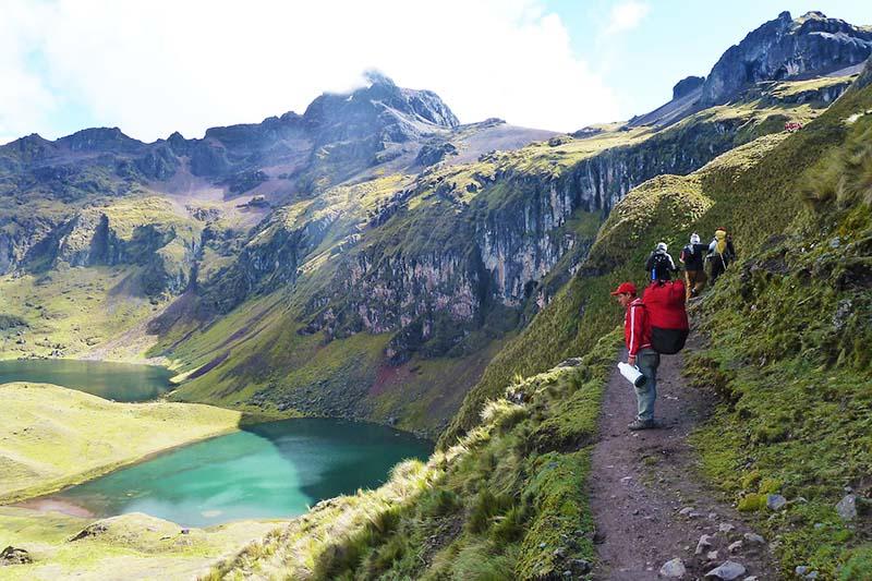 Laguna Valle Sagrado