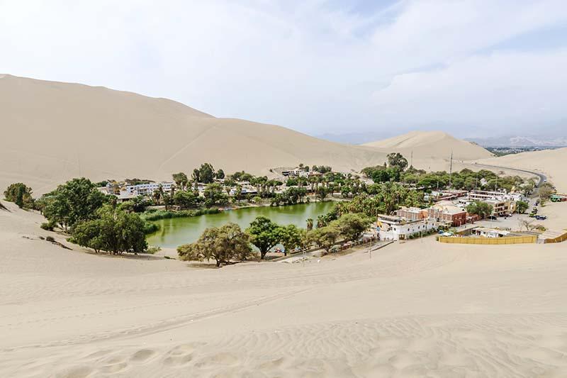 La Huacachina