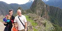 ¿Viene a Machu Picchu con niños? Tiene que leer esto