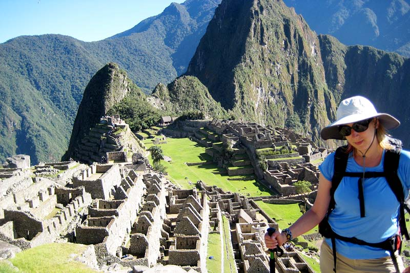 Un guia hará que su visita a Machu Picchu sea más gratificante